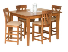 Shaker Gathering Table set