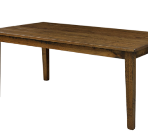 "Shaker Solid Top Table 42"" X 72"""