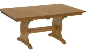 Trenton Trestle Table